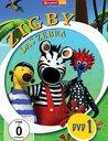 Zigby - Das Zebra, DVD 1 Poster