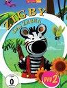 Zigby - Das Zebra, DVD 2 Poster