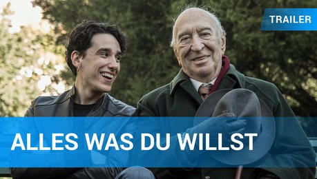 Alles was du willst - Trailer Deutsch Poster