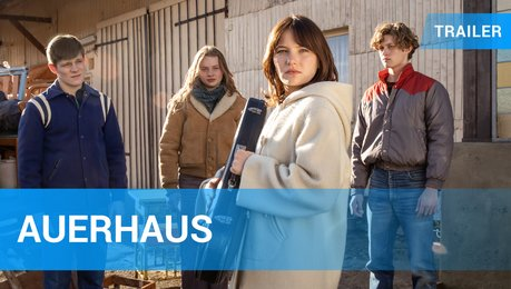 Auerhaus - Trailer Deutsch Poster