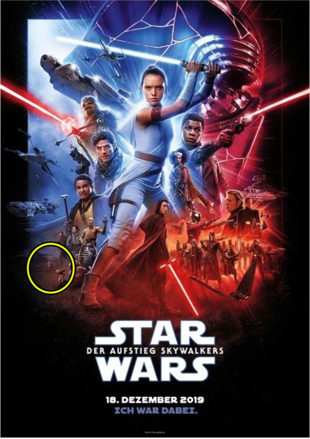 Kino Star Wars