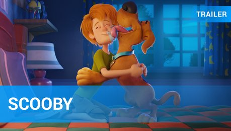 Scooby - Trailer Deutsch Poster