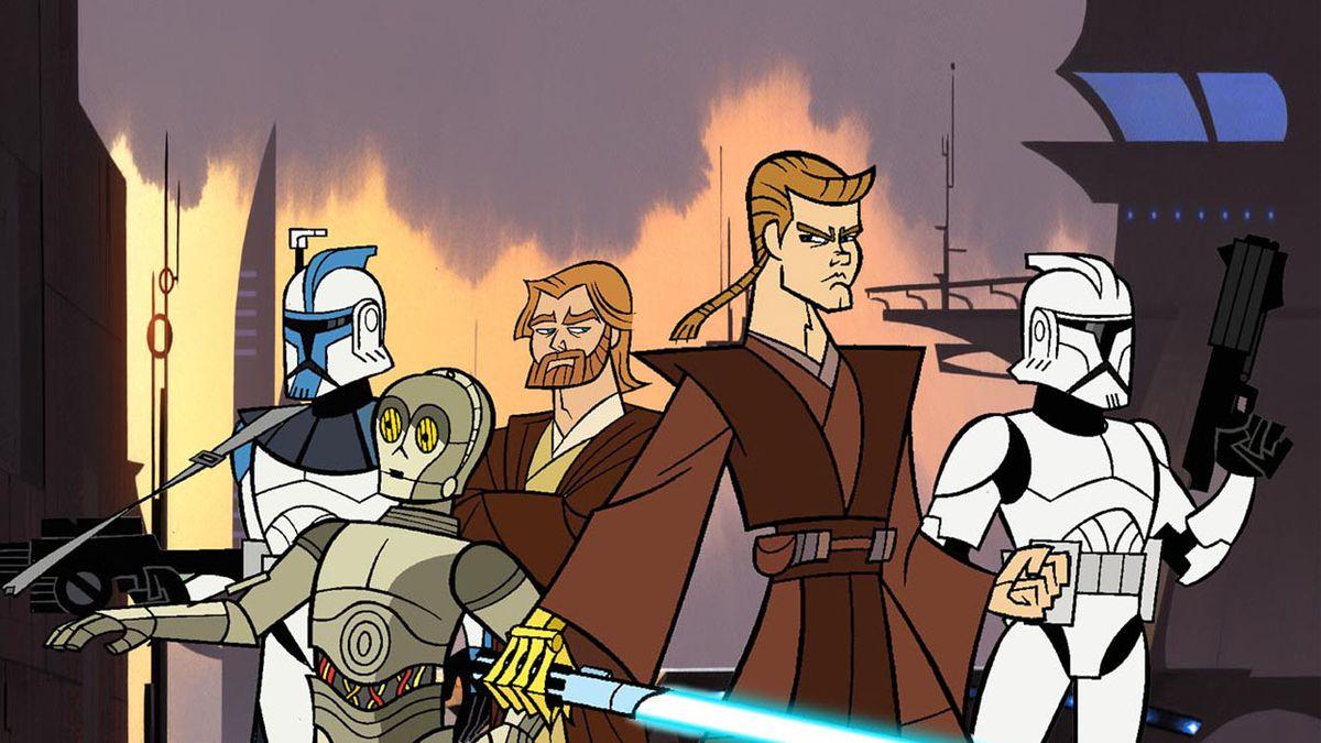 Serien Stream Star Wars
