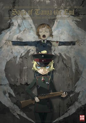 Yojo Senki: Saga of Tanya the Evil - The Movie Poster