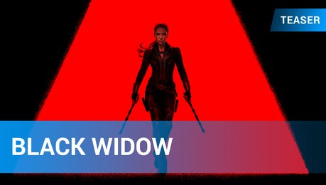 Black Widow - Teaser-Trailer Deutsch Poster