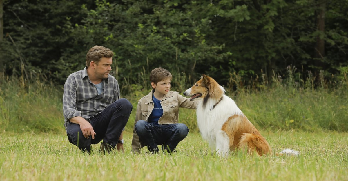 Lassie - Eine abenteuerliche Reise ...
