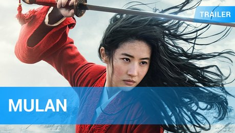 Mulan - Trailer Disney+ Deutsch Poster