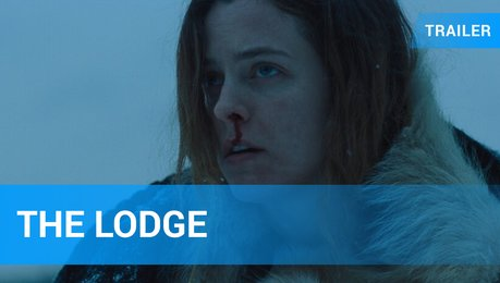 The Lodge - Trailer Deutsch Poster