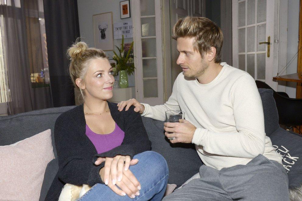 GZSZ: Werden Lilly und Philip ein Paar? · KINO.de