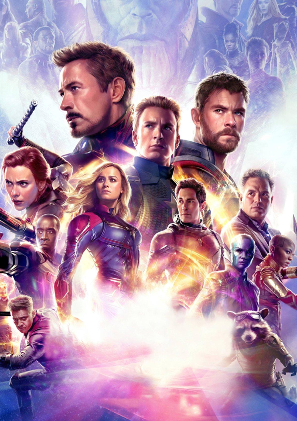Marvel-Präsident enthüllt: So weit reichen die Pläne für das MCU