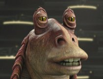 """Star Wars"": Besser als Baby Yoda? Baby Jar Jar begeistert in neuem Fan-Video"