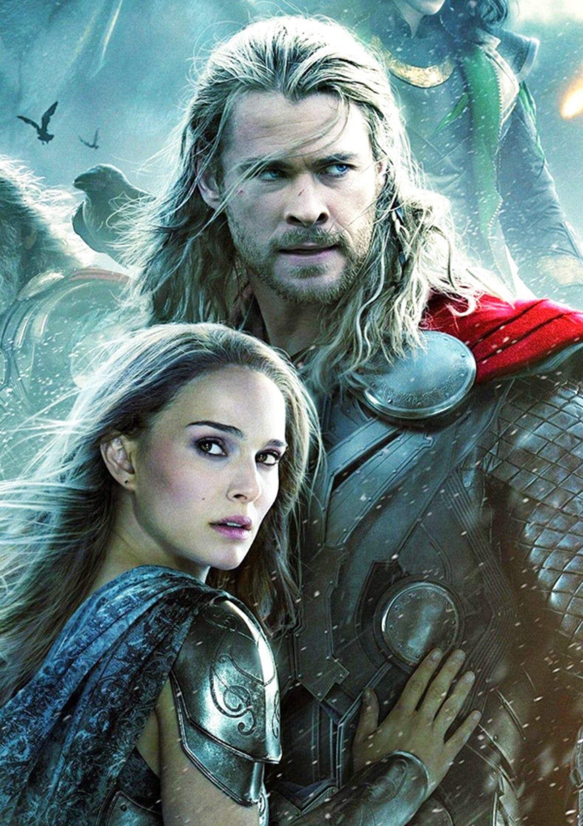 """Das gab es noch nie im MCU: """"Thor 4"""" wird eine irre Marvel-Romanze"""
