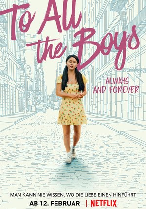 To All the Boys 3: Always and Forever Poster