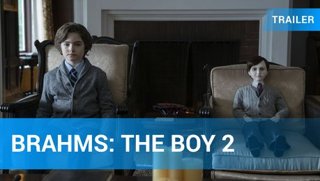 Brahms: The Boy 2 - Trailer OV Poster