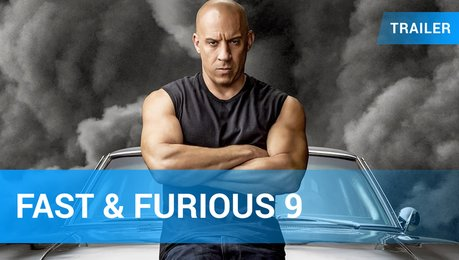 Fast & Furious 9 - Trailer deutsch Poster