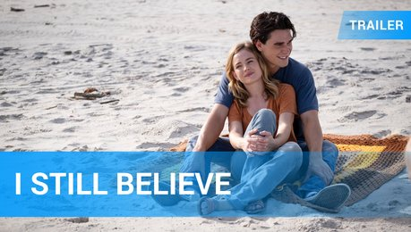 I Still Believe - Trailer Deutsch Poster