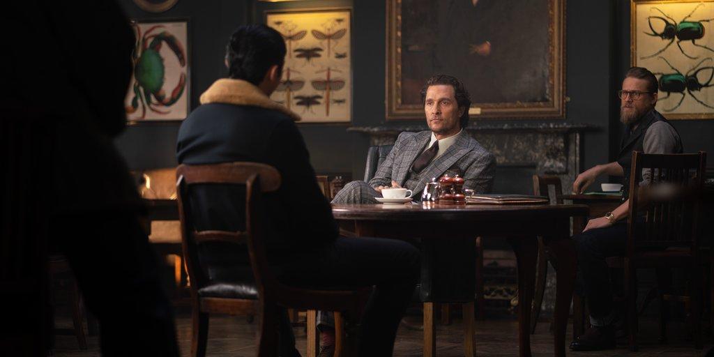 The Gentlemen - Film 2020 - FILMSTARTS.de