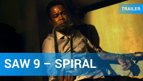Saw: Spiral - Teaser-Trailer Deutsch Poster