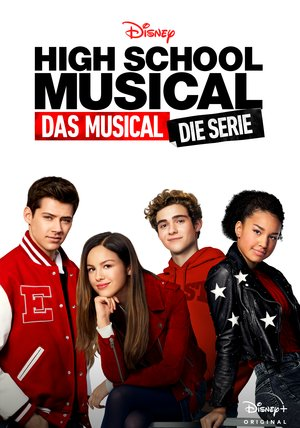 High School Musical: Das Musical: Die Serie Poster