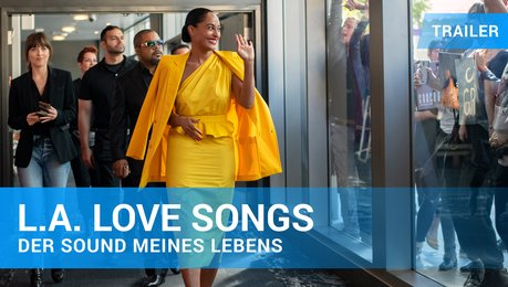 L.A. Love Songs - Trailer Deutsch Poster