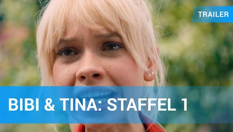 Bibi & Tina | Staffel 1 | Offizieller Trailer | Prime Video DE Poster