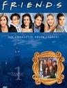 Friends - Die komplette Staffel 01 (4 Discs) Poster