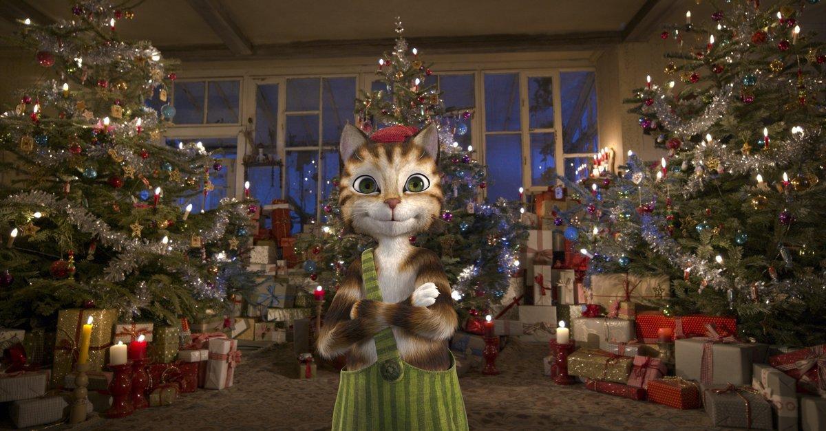 Pettersson Und Findus Weihnachten Film