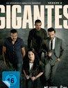 Gigantes - Season 2 Poster