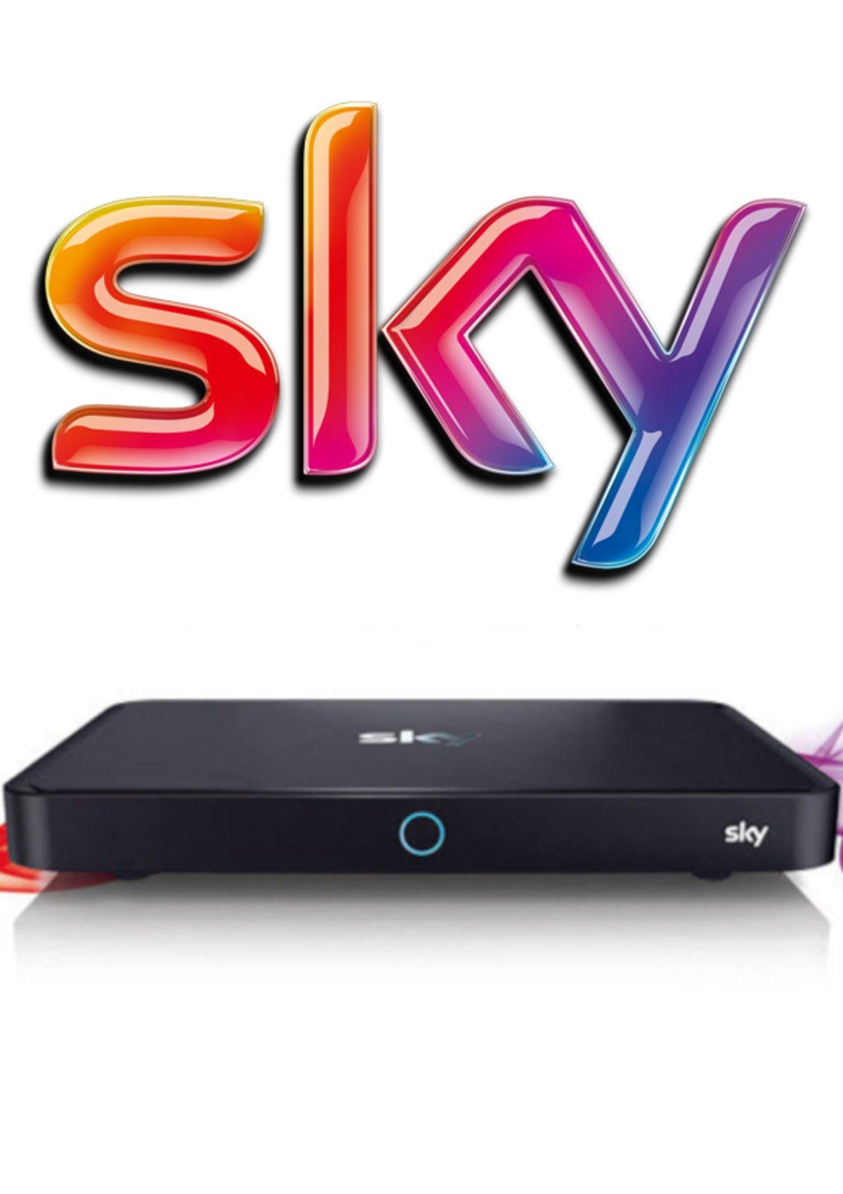 Sky & Sky Ticket - cover