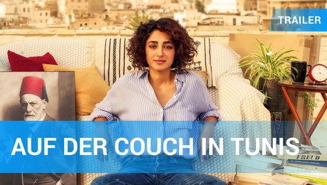 Auf der Couch in Tunis - Trailer Deutsch Poster