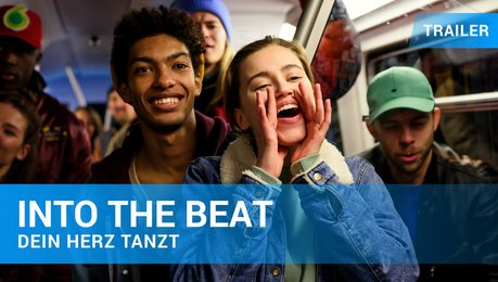 Into the Beat - Dein Herz tanzt - Trailer Deutsch Poster