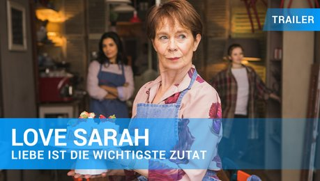 Love Sarah - Trailer Deutsch Poster