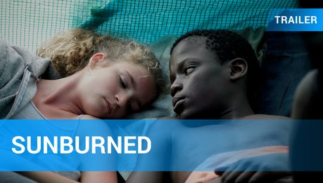 Sunburned - Trailer Deutsch Poster