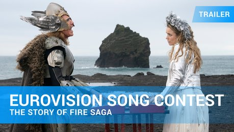 Eurovision Song Contest: The Story of Fire Saga - Trailer 1 deutsch Poster