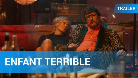 Enfant Terrible - Trailer Deutsch Poster