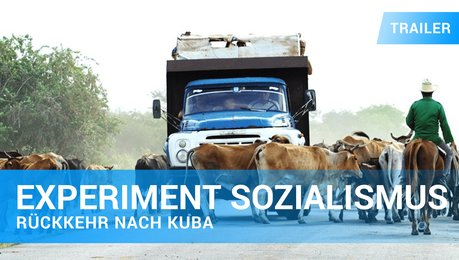 Experiment Sozialismus - Trailer Deutsch Poster