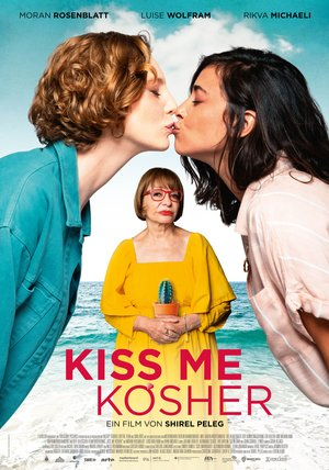 Kiss Me Kosher Poster