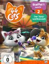 44 Cats - Staffel 1, Volume 2 Poster