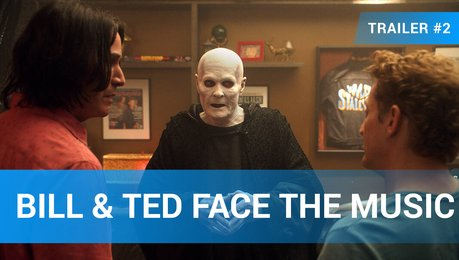 Bill & Ted 3: Face the Music - Trailer 2 OV Poster