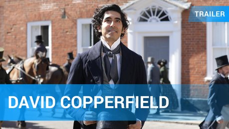 David Copperfield - Trailer Deutsch Poster