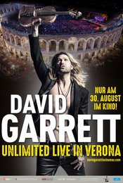 David Garrett - Unlimited: Live in Verona