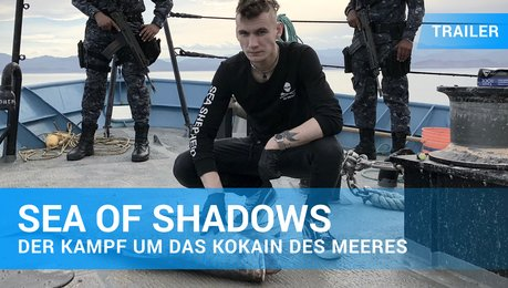 Sea of Shadows - Trailer OmU Poster