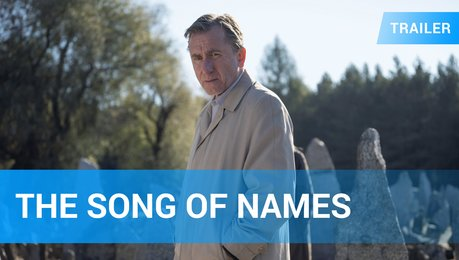 The Song of Names - Trailer Deutsch Poster
