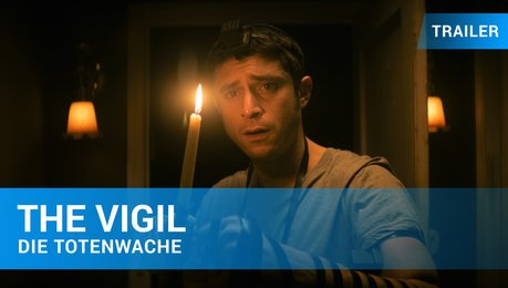 The Vigil - Die Totenwache - Trailer Deutsch Poster