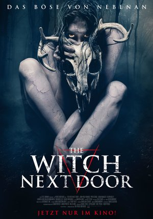 The Witch Next Door Poster