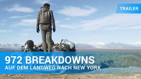 972 Breakdowns - Auf dem Landweg nach New York - Trailer Deutsch Poster