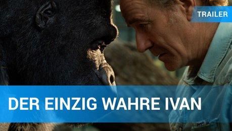 Der Einzig Wahre Ivan Trailer