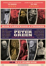 Mick Fleetwood & Friends Celebrate the Music of Peter Green ...
