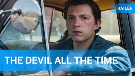 The Devil All The Time - Trailer Deutsch Poster