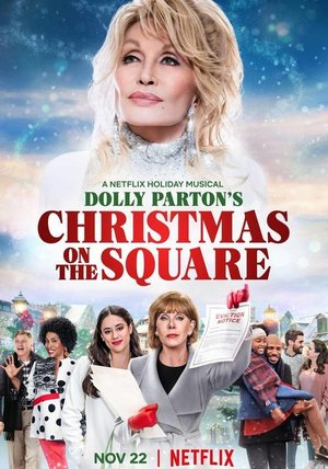 Dolly Parton's Christmas on the Square Poster